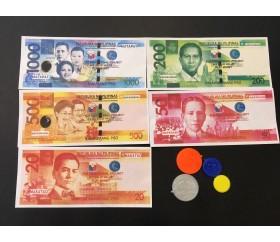 판매_필리핀_화폐모형(가로13cm*세로6cm)