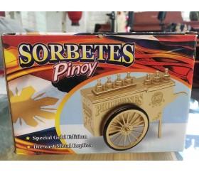 판매_필리핀_Sorbetes Pinoy(아이스크림 판매모형)