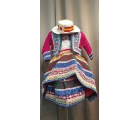 판매_페루_위티티(Wititi danza)의상_아동(여, 유치원~초등저학년)