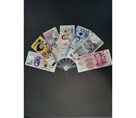 세계여러나라_화폐_부채만들기