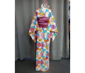 판매_일본_유카타_아동(여, 140/160cm)
